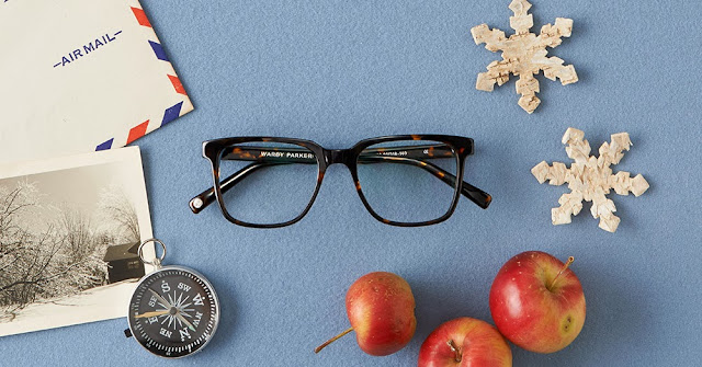 Warby Parker's Winter Collection