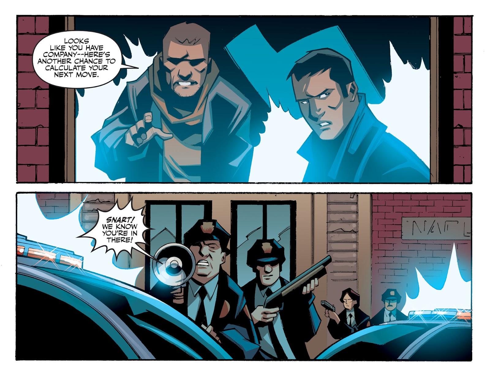 The Flash: Season Zero [I] Issue #21 #21 - English 16