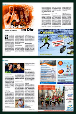 RUNssel - advanced jogging: In the press: Running Nr.146