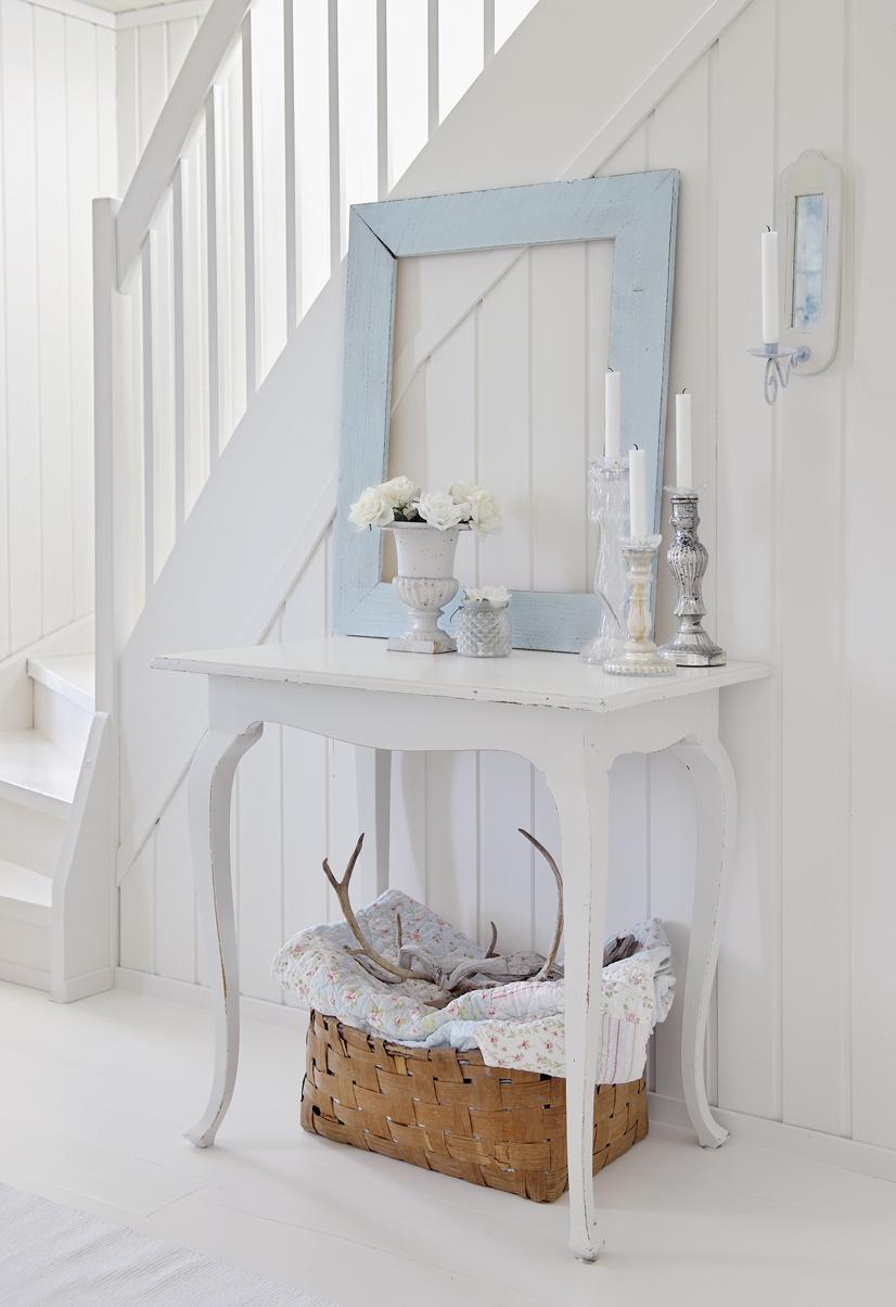 Blanco sobre blanco y algo azul white on white desde - Casas decoradas en blanco ...