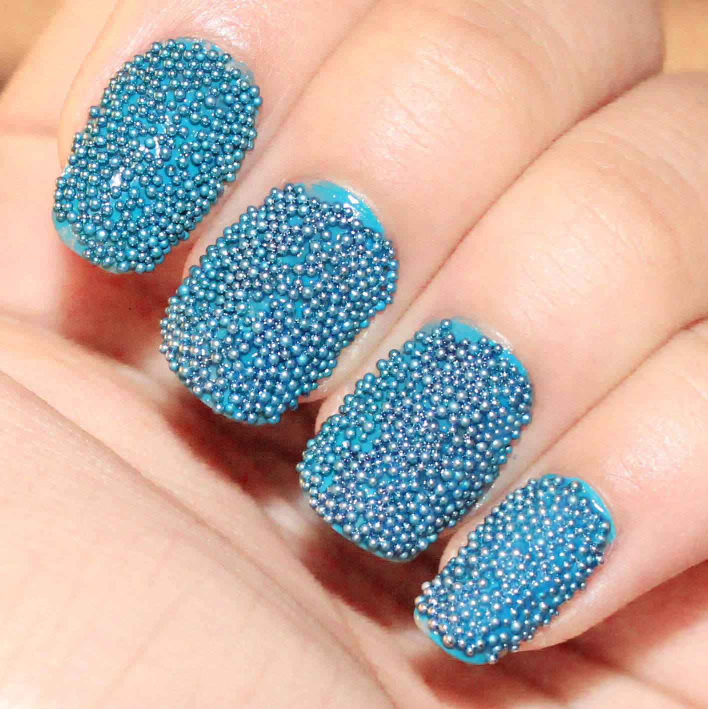 Caviar Nails Tutorial :)