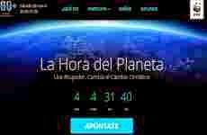 La Hora del Planeta 2015: el próximo sábado 28 de marzo se realiza un apagón mundial entre las 20:30 y las 21:30 para frenar el cambio climático