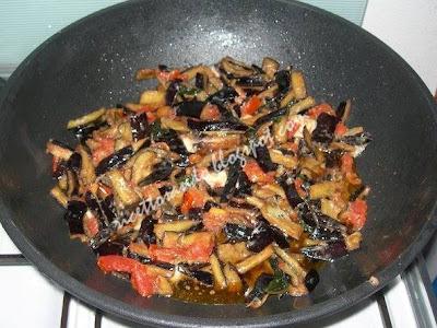 Melanzane fritte alla parmigiana ricetta di verdure