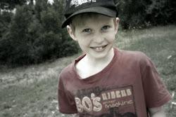 Daniel age 8