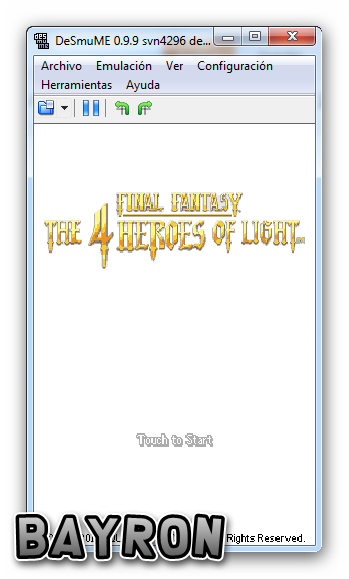 Final Fantasy   The 4 Heroes of Light [Ingles] [NDS] [DF]