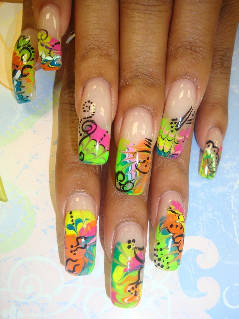 2015 Summer Nail Designs