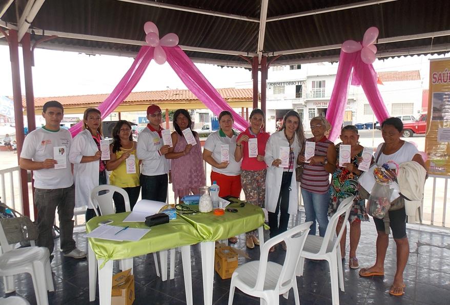 ITAPETIM/Realizados 250 procedimentos em mais uma edição da Campanha Saúde na Feira