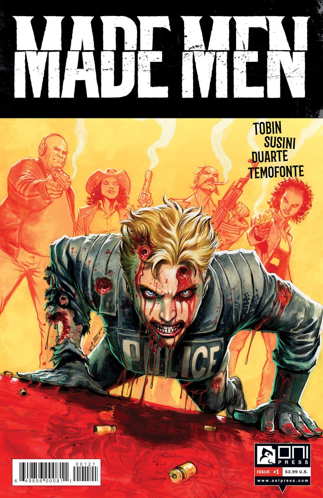 Made Man #1