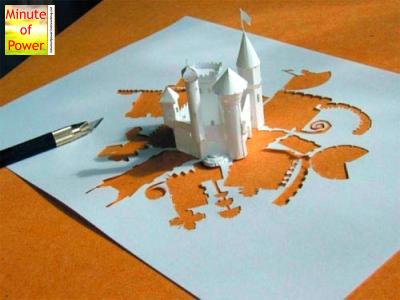 Was machst du aus deinem leben aus deinem stück papier