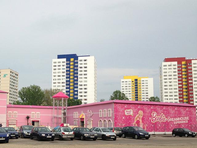 Barbie Dreamhouse Experience Berlin Germany