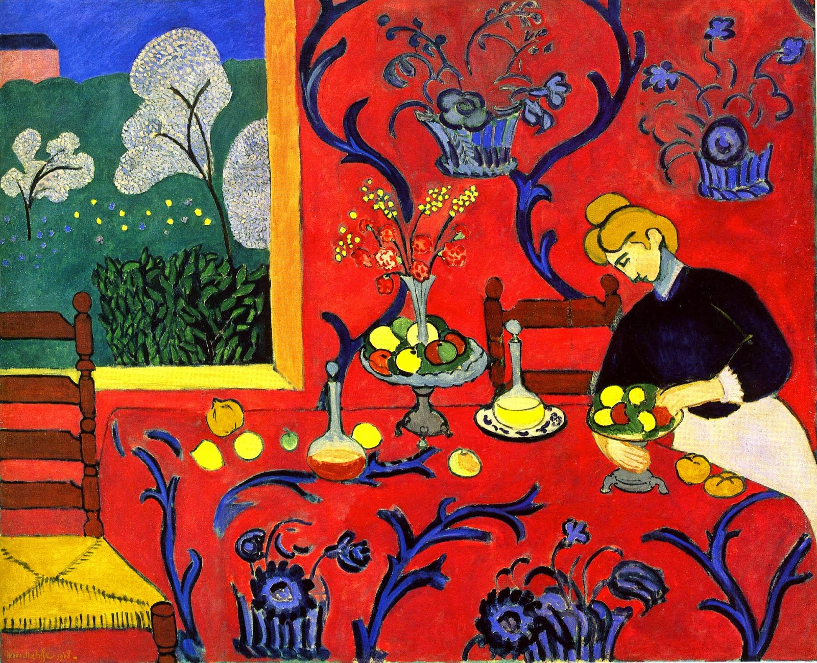 henri matisse and modernism Henri matisse was born in le cateau-cambrésis, nord, france, the oldest son of a prosperous grain merchant in 1887 he went to paris to study law, working as a court administrator in le cateau-cambrésis after gaining his qualification.