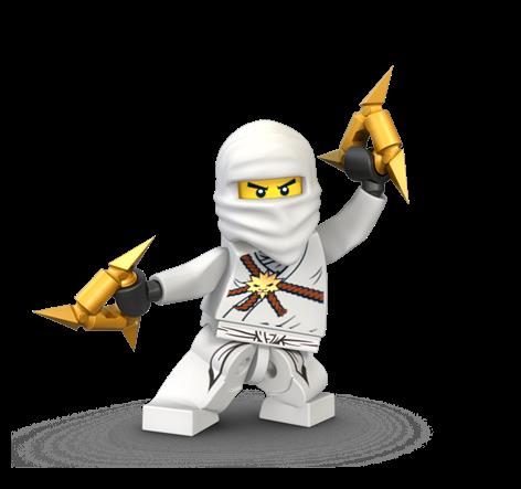 Lego news lego ninjago 2012 all ninja minifigures - Ninjago lego zane ...