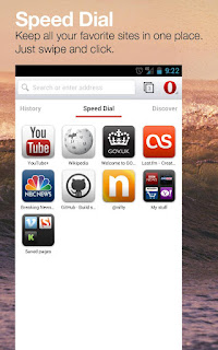 Opera's new WebKit-based Android browser released in beta