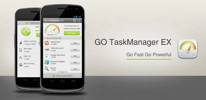 GO Cleaner and Task Manager 3.89 Apk Full Download