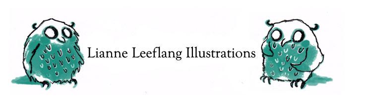 Lianne Leeflang - Illustrations