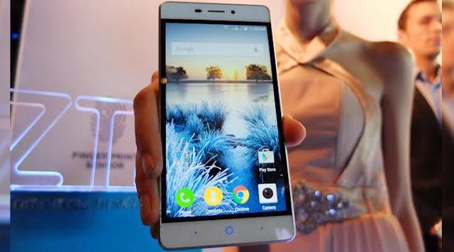 Seri Terbaru Mobile ZTE Blade A711  Dilengkapi Fitur Canggih