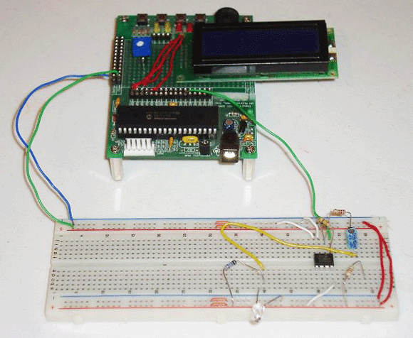 Build An Infrared Receiver