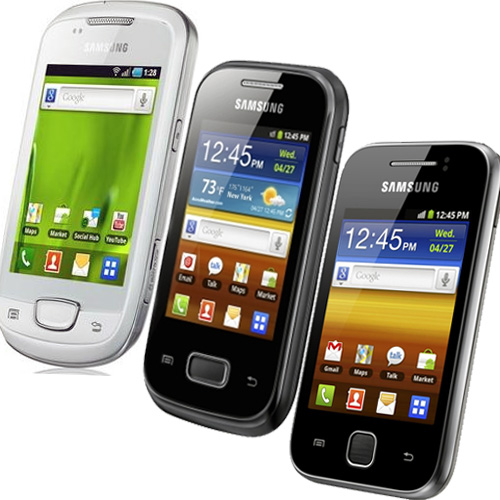 Harga Hp Samsung Galaxy Dibawah 2 Juta Terbaru 2013