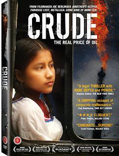 Суровата истина за Шеврон / Crude (2009)