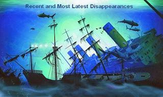 Latest Disappearances, Recent Disappearances Incidents, Bermuda Triangle Disappearances List. Latest disappearance in the bermuda triangle,