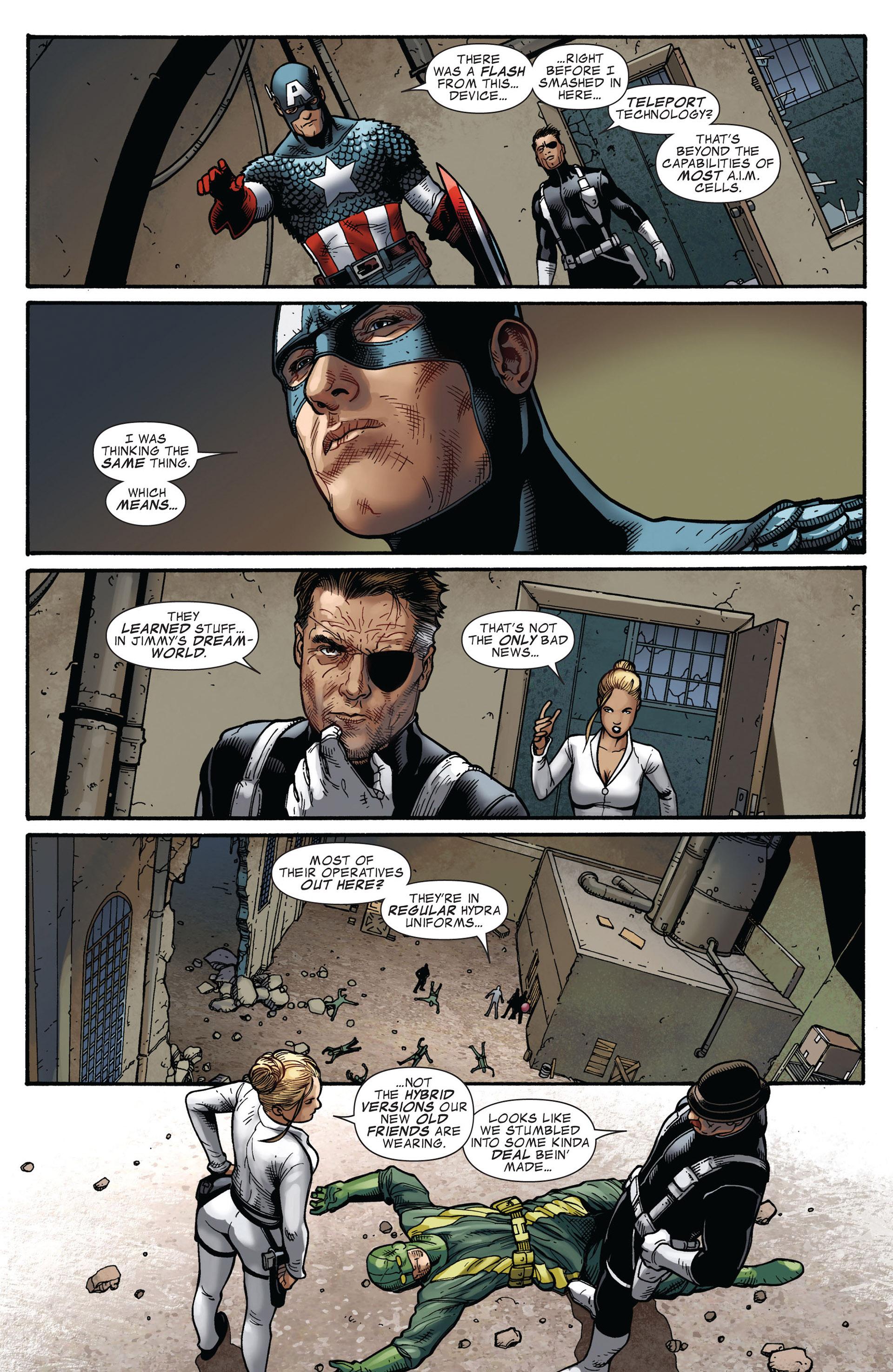 Captain America (2011) Issue #2 #2 - English 16