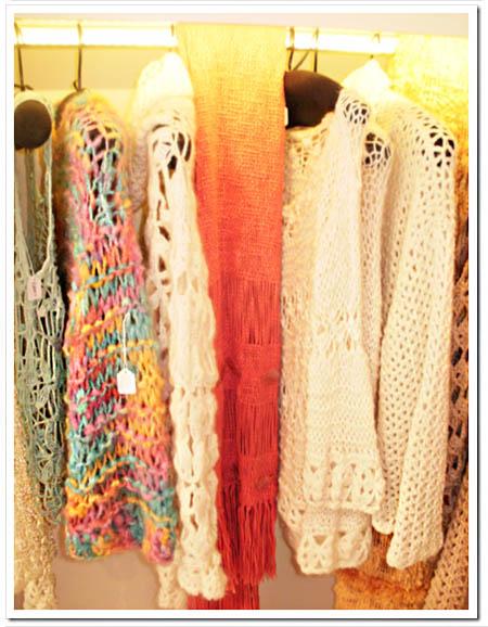 Marina H. moda sweaters tejidos 2013.