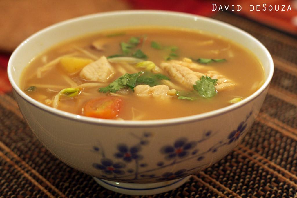 Canh Chua Ca | Vietnamese Sour Fish Soup - David deSouza