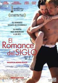 Poster de Wallis y Eduardo: El romance del siglo