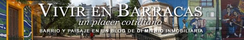 Di Mitrio Blog Vivir en Barracas