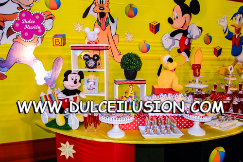 Dulce ilusi n shows infantiles y decoraci n de fiestas - Decoracion fiestas infantiles en casa ...