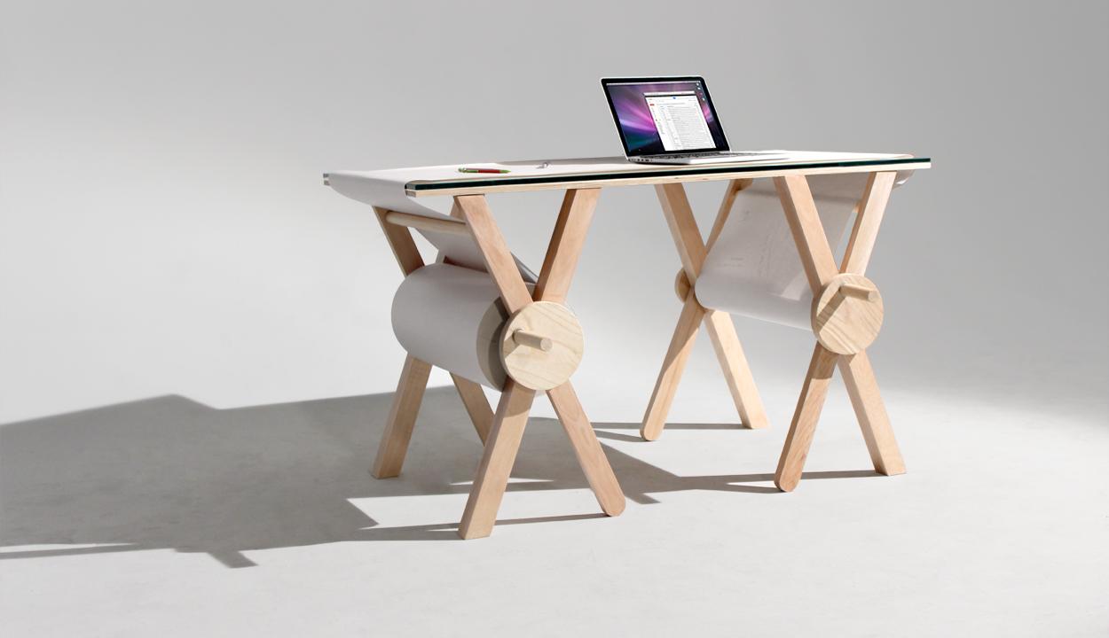 Kreative Einrichtungsideen Büro ~  Notizzettel zum Selbermachen  perfekter Entwurf fürs kreative Büro