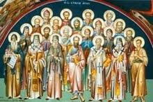 vieţile sfinţilor