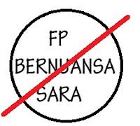 Fans Page dengan isu Sara Bertaburan di Facebook