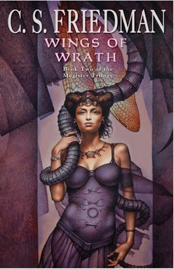 Wings of Wrath (Magister Trilogy #2) by C.S. Friedman