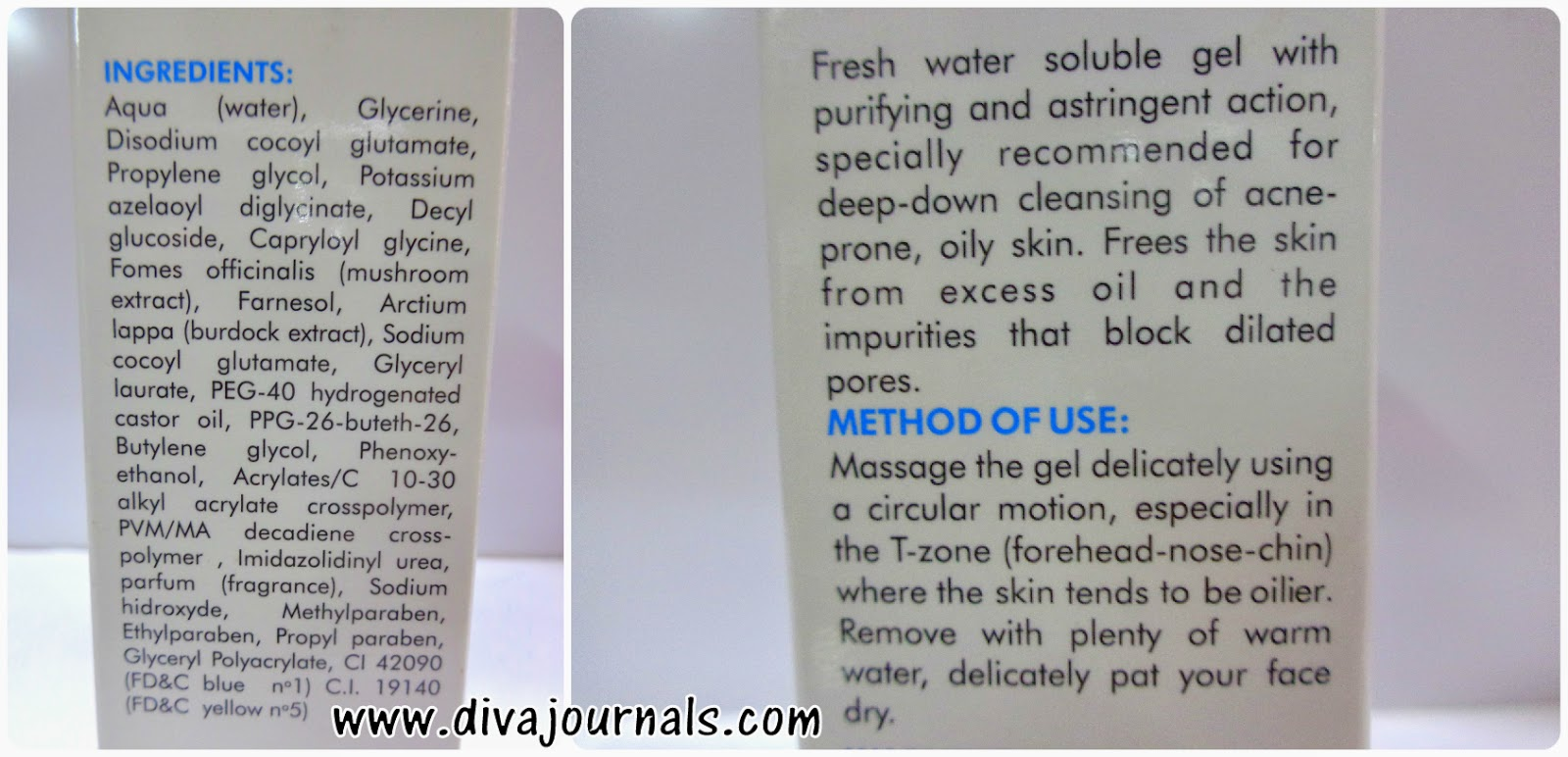 Derclean Hydro-Gel Cleanser Review