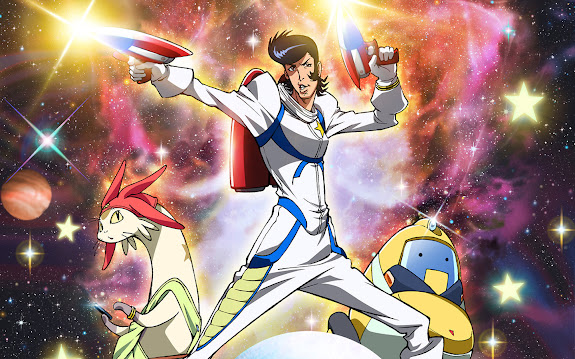 Space Dandy Anime 7d
