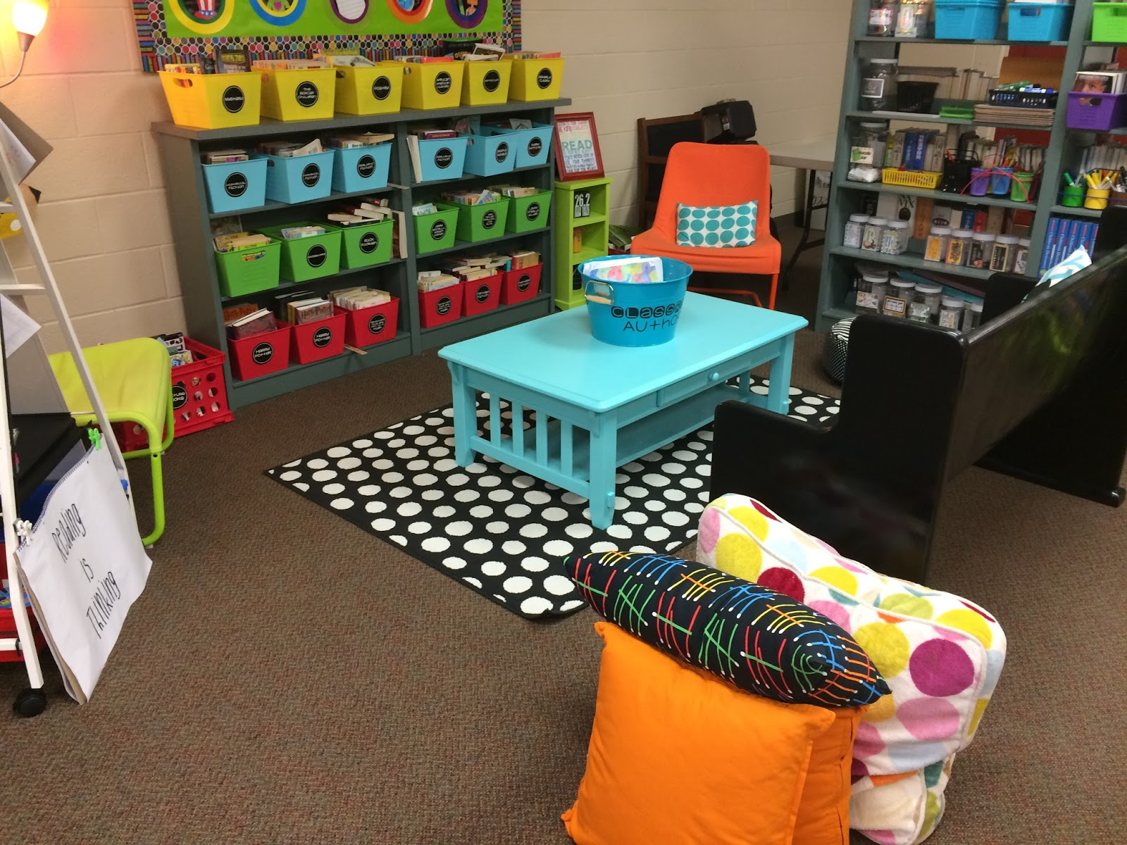 New and fun ideas for their classrooms i ve found some fun ideas - Who S Who And Who S New Flexible Seating In The Classroom