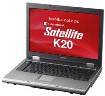 Driver For Toshiba Dynabook Satellite K20 Windows XP