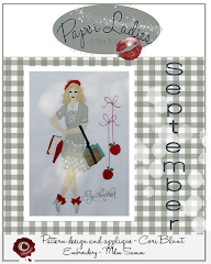 September PAPER LADY pattern