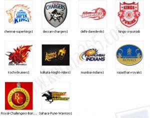 IPL 4 Teams