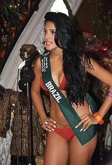 Larissa Ribeiro Ramos, Miss Eart 2009