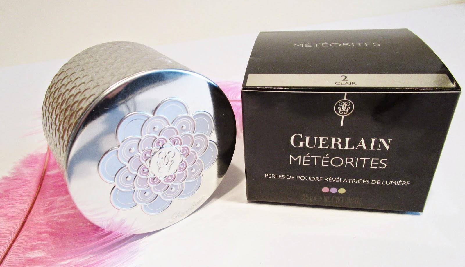 Meteoritos de Guerlain