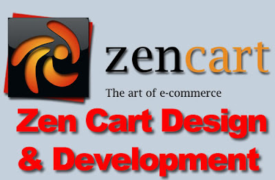 zen-cart ecommerce development