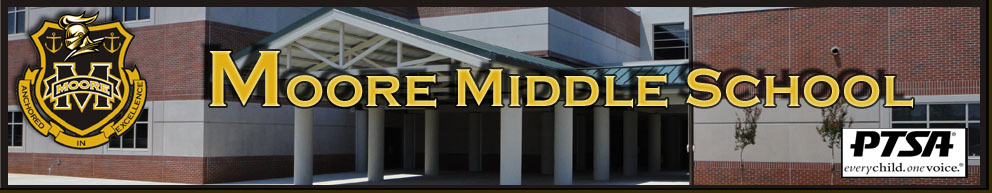 Moore Middle School PTSA
