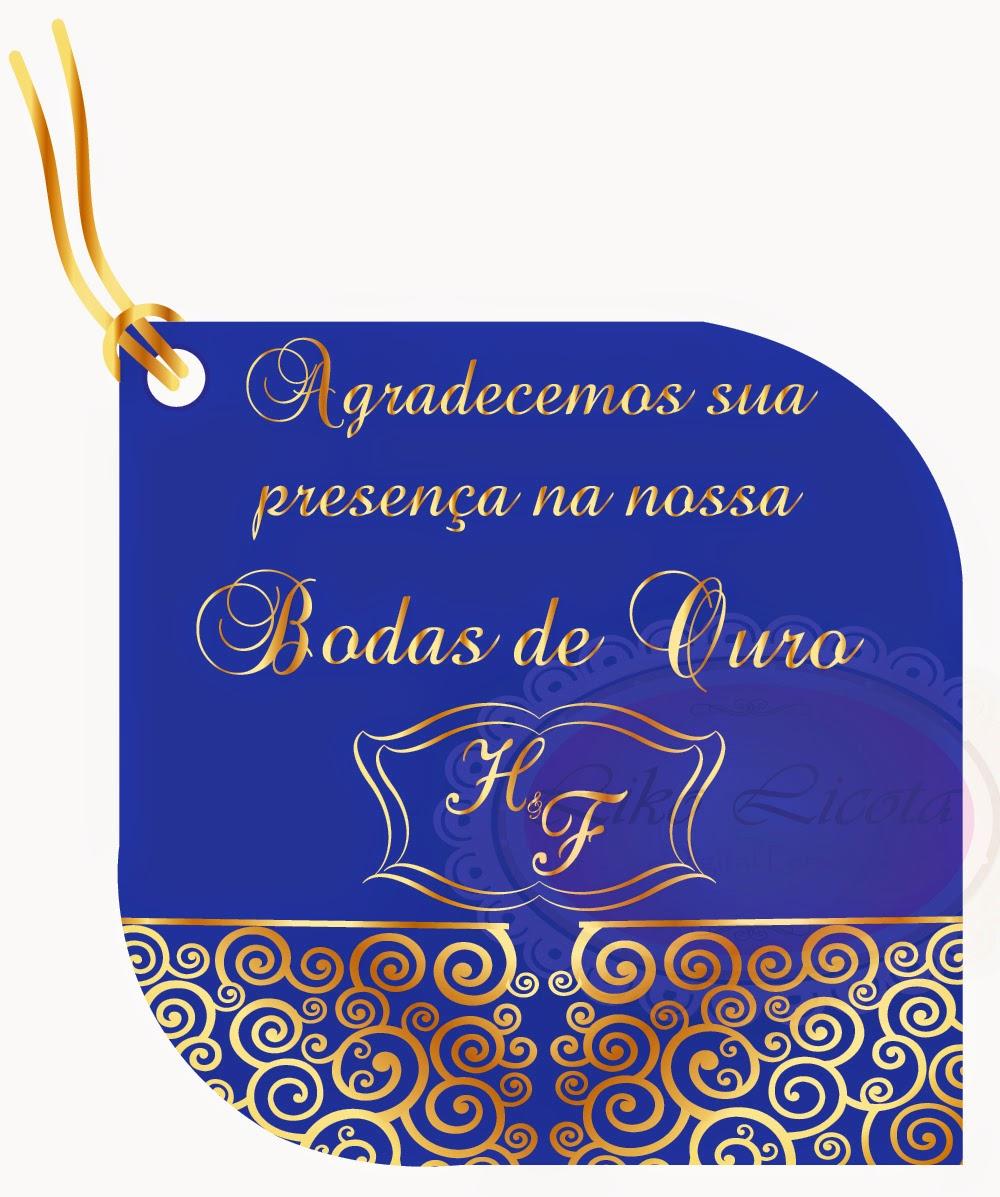 adesivos personalizados para festa bodas de ouro