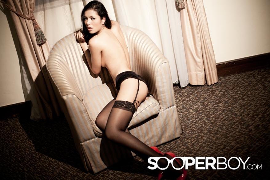 Foto Ella Khomsah Model Sooperboy
