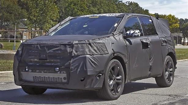 2015 Ford Edge Revealed