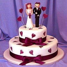 Jenis Kue Pengantin Menarik