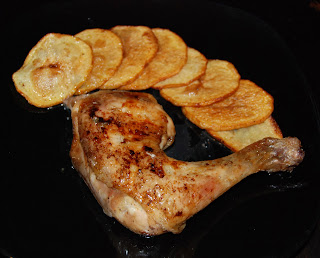 Cocina con Anibal Pollo asado al limón