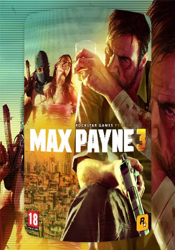 Cover Of Max Payne 3 Full Latest Version PC Game Free Download Mediafire Links At worldfree4u.com
